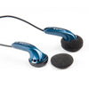 WOOEASY DIY VIDO Earbud (Blue & Black) - Gears For Ears