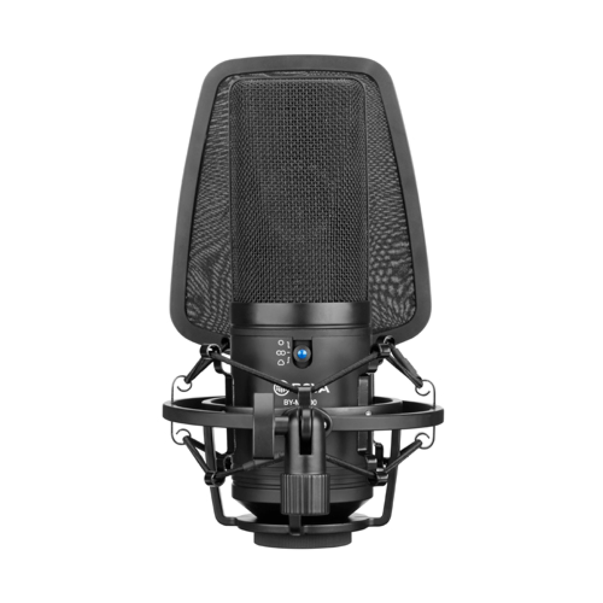 BOYA BY-M1000 Condenser Microphone - Gears For Ears