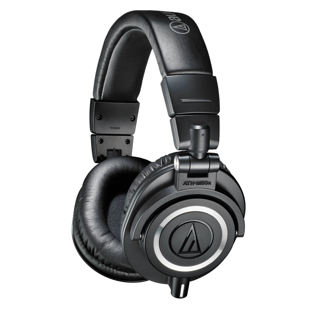 Audio-Technica ATH-M50x Monitor Headphones - Gears For Ears