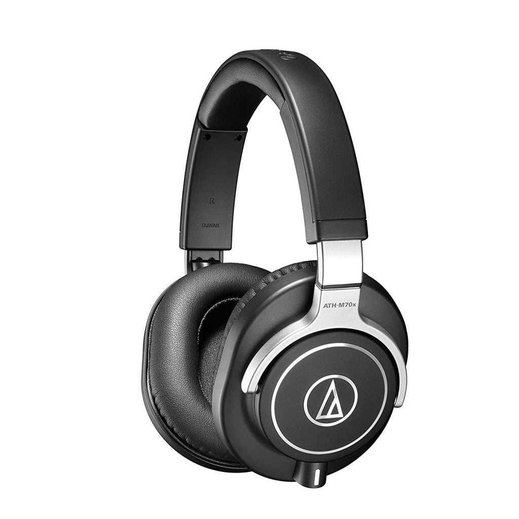 Audio-Technica ATH-M70x Monitor Headphone - Gears For Ears