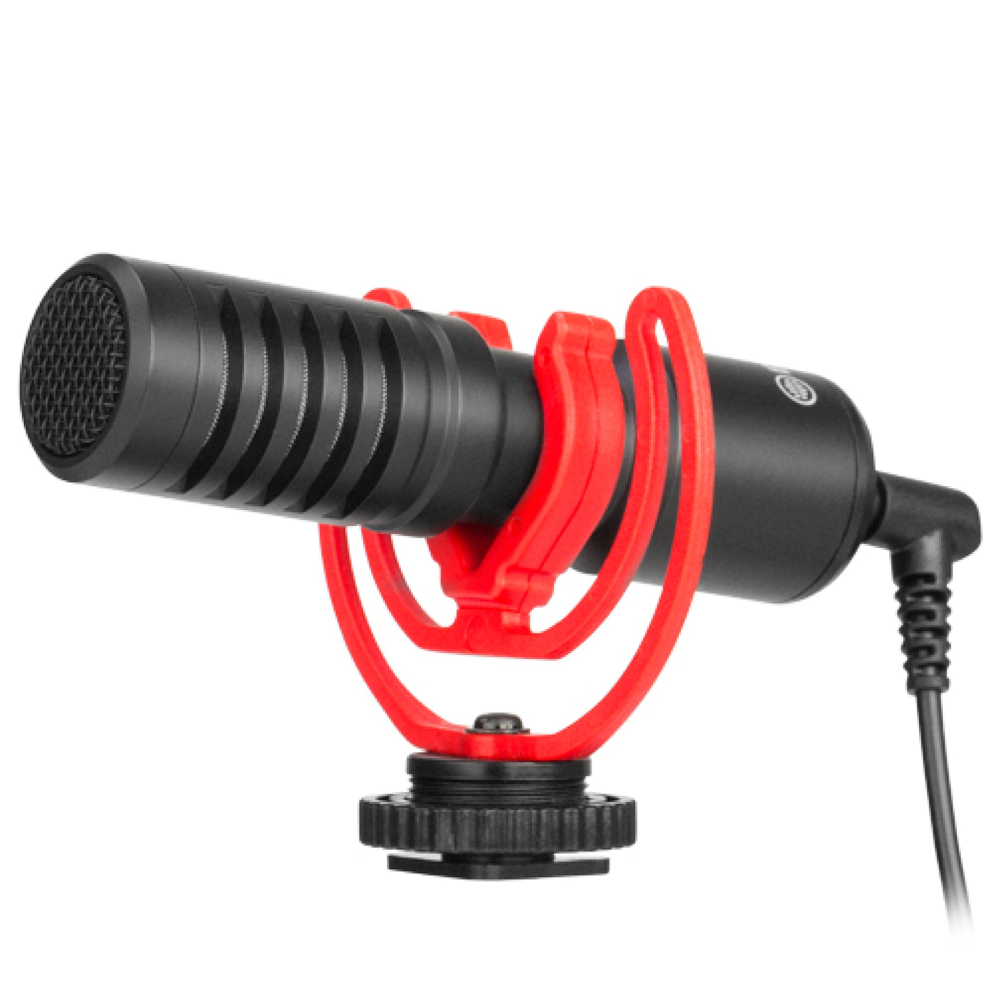 BOYA BY-MM1+ Super-cardioid Condenser Shotgun Microphone - Gears For Ears