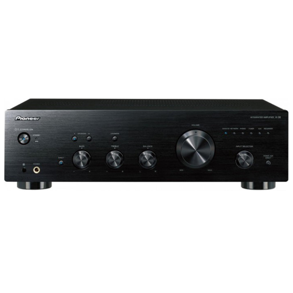 Pioneer A30 Integrated Stereo Amplifier - Gears For Ears