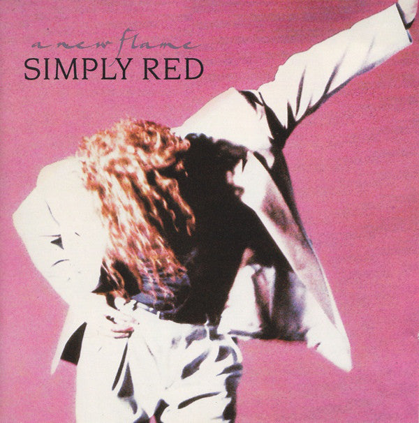 Simply Red ‎– A New Flame (Used) (Mint Condition)
