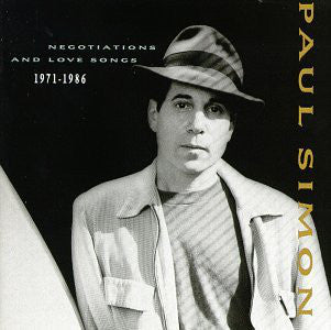 Paul Simon ‎– Negotiations And Love Songs (1971-1986) (Used) (Mint Condition)