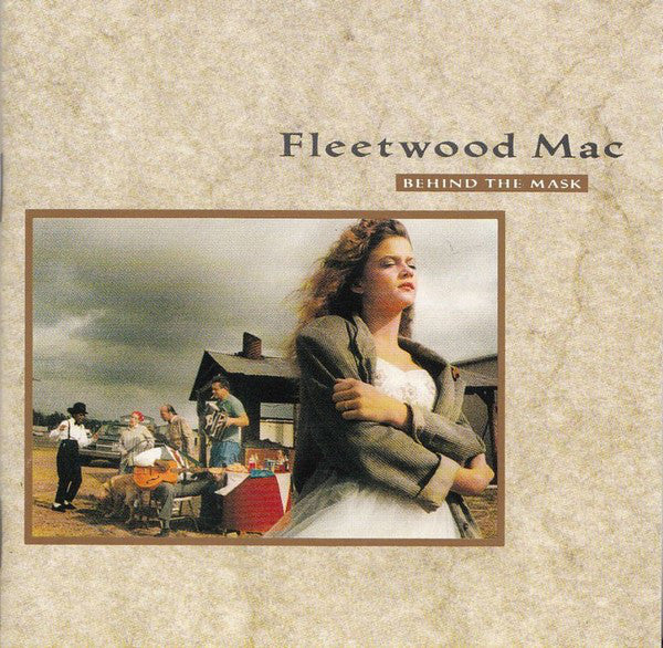 Fleetwood Mac ‎– Behind The Mask (Used) (Mint Condition)