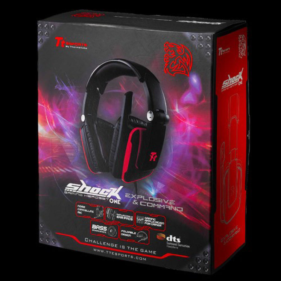 Thermaltake Shock One USB / DTS 5.1 CH Surround Sound