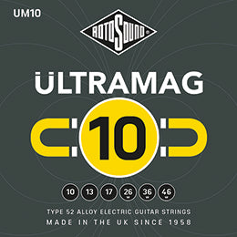 Rotosound Music Strings- Ultramag Electric Guitar Strings