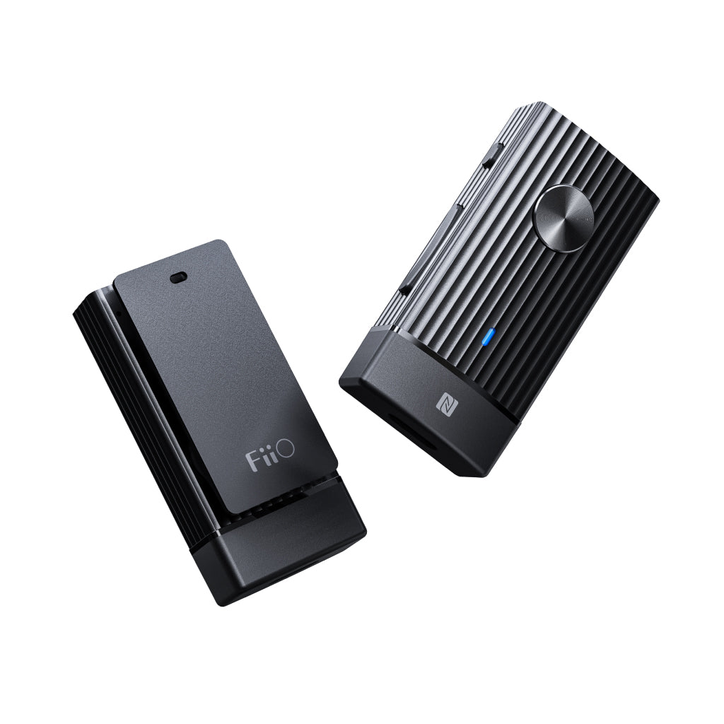 FiiO BTR1K HiFi Bluetooth 5.0 Headphone Amp - Gears For Ears