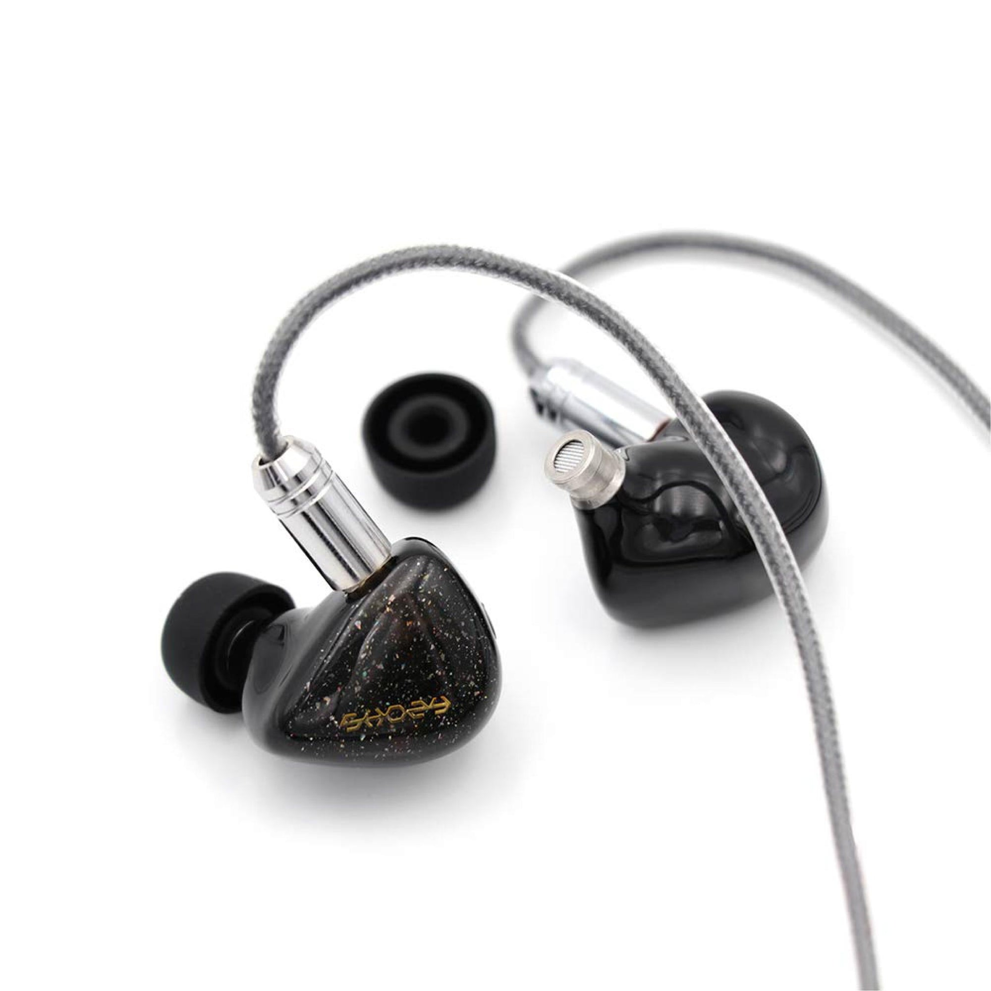 Shozy Form 1.1 Dual Driver Hybrid in-Ear Earphone - Gears For Ears