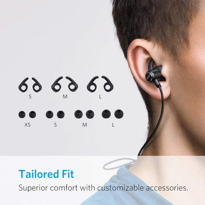 Anker SoundBuds Slim with IPX4 Rating Sport Headset