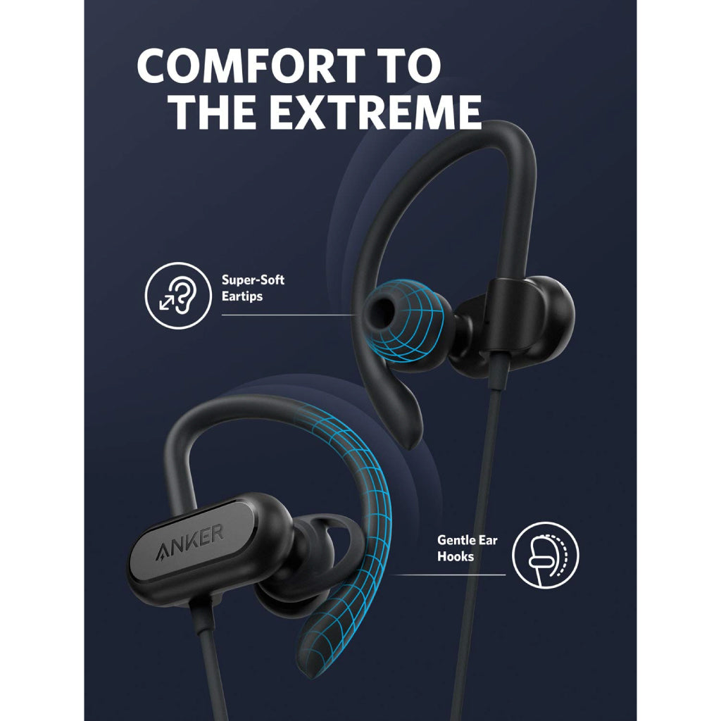 Anker SoundCore Spirit X Bluetooth Earphones - Gears For Ears