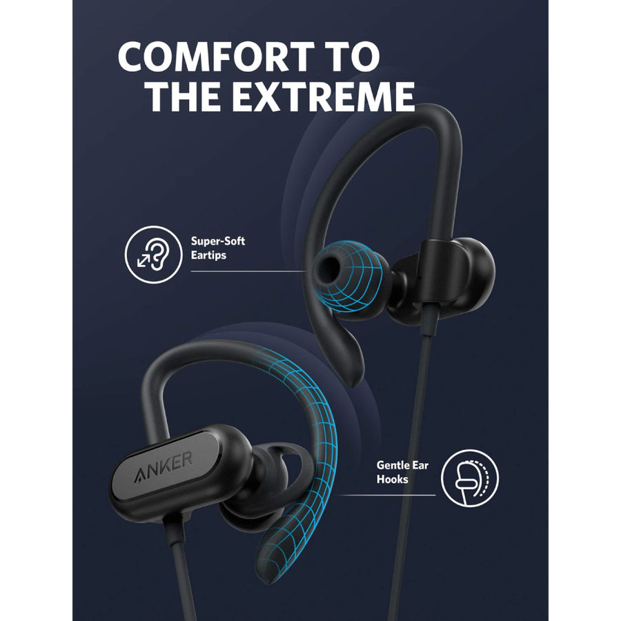 Anker SoundCore Spirit X Bluetooth 5.0 with IPX 7.0 rating Headphones