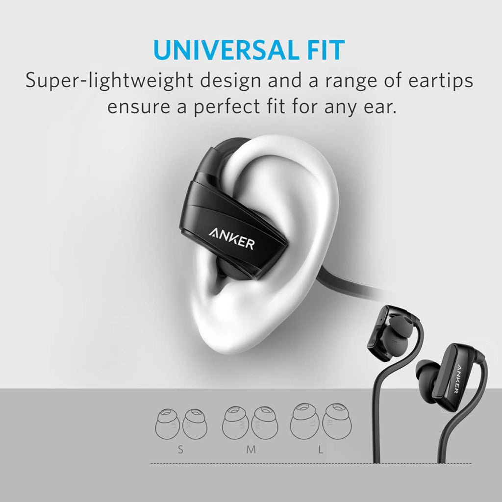Anker SoundBuds Sport NB10 Bluetooth Earphones - Gears For Ears