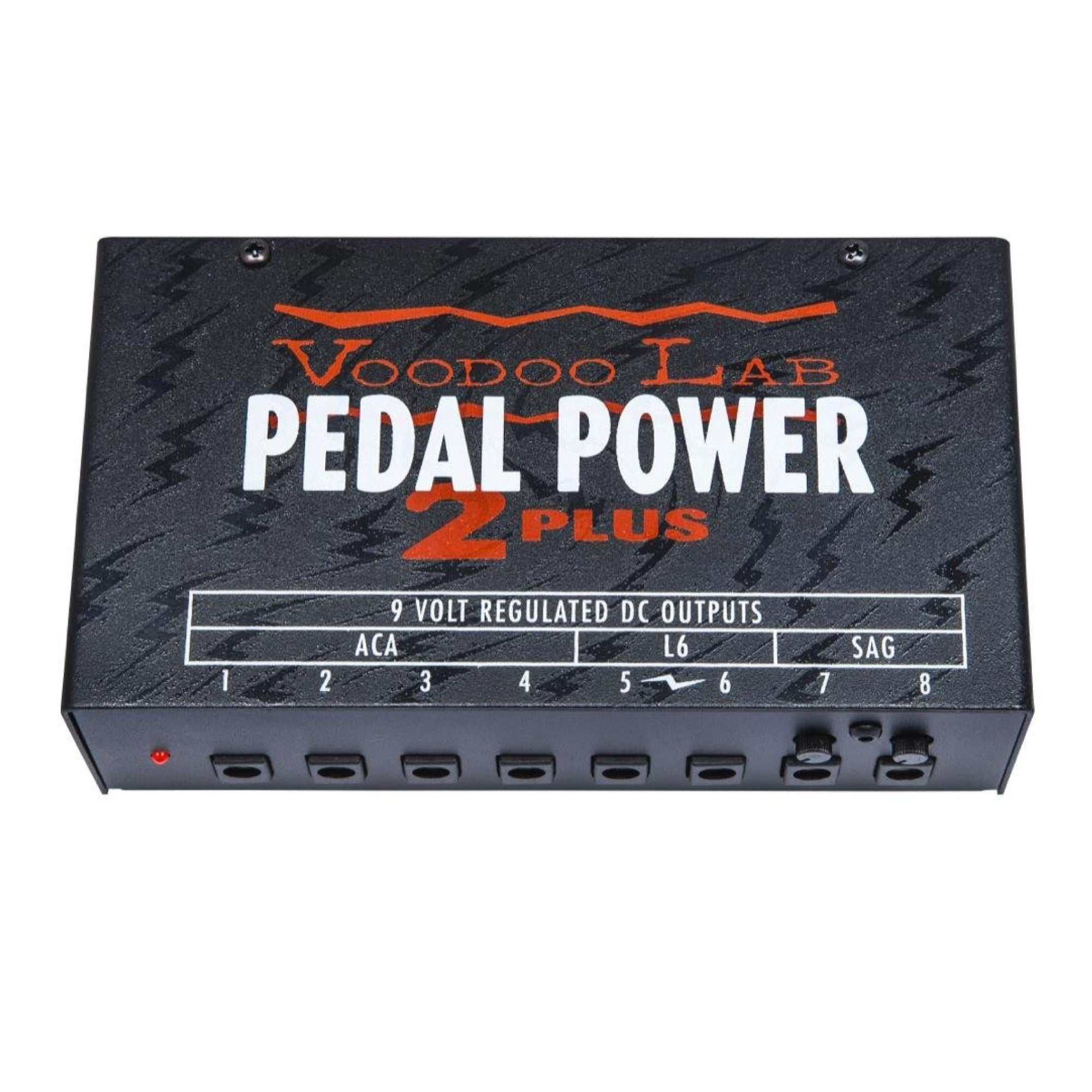 Voodoo Lab PPEX Pedal Power 2 Plus (Pre-Order) - Gears For Ears
