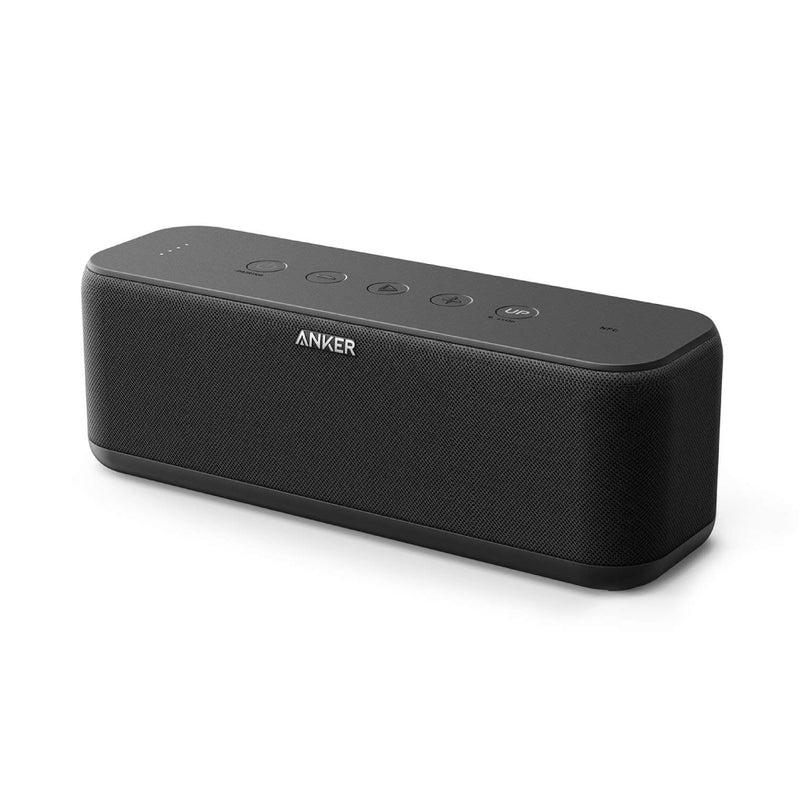 Anker SoundCore Boost 20W Bluetooth Speaker with BassUp Technology - Gears For Ears