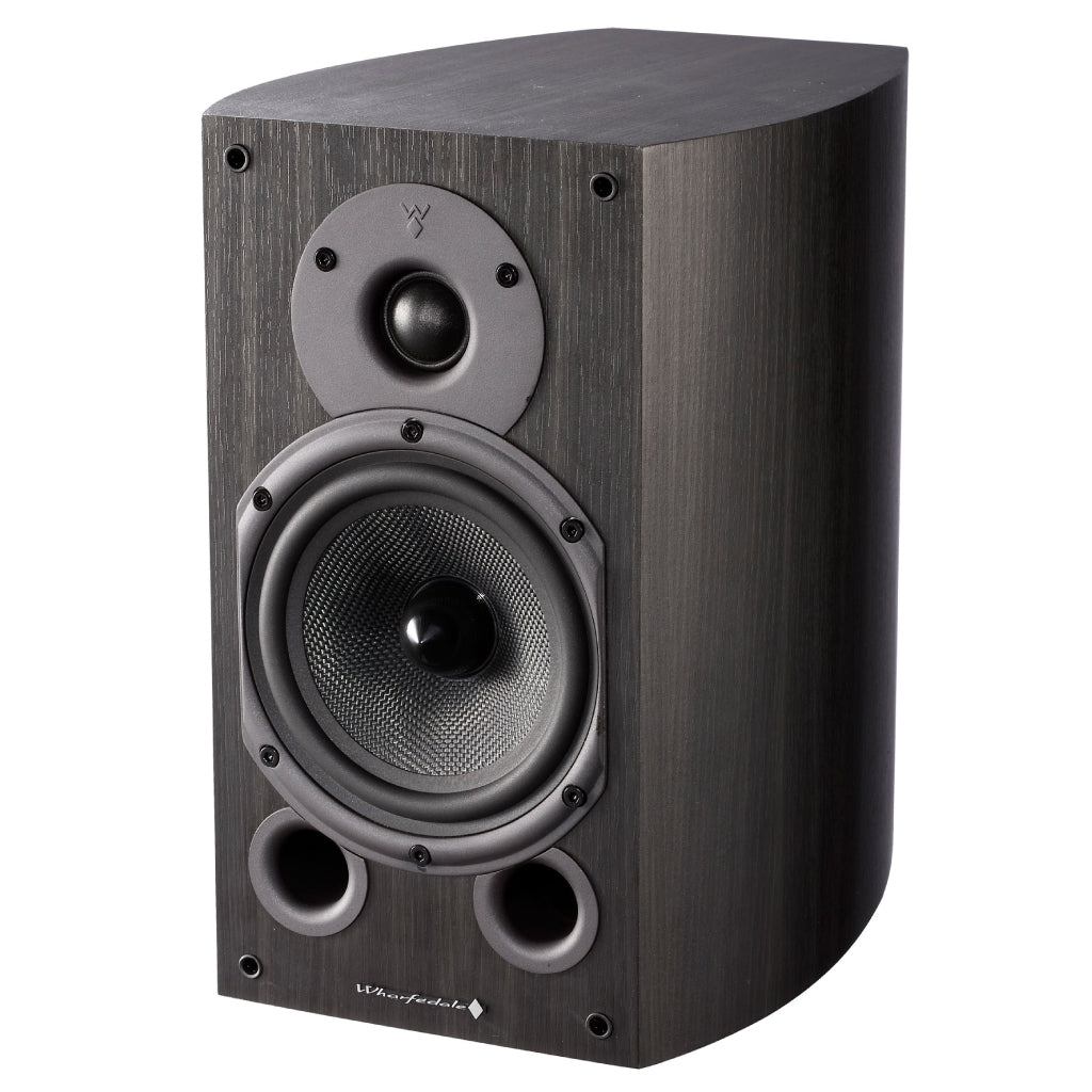 Wharfedale Diamond 9.1 Speakers (Pair) (Black) - Gears For Ears