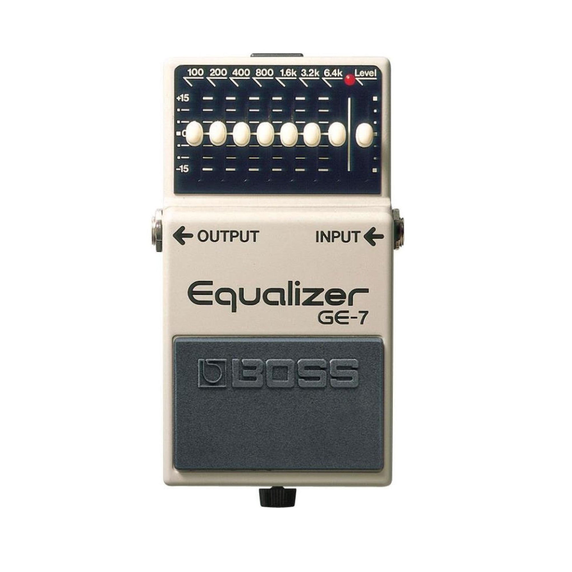 Boss GE-7 Graphic Equalizer (Pre-Order) - Gears For Ears