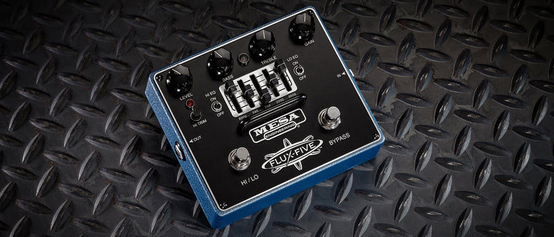 Mesa Boogie Flux-5 Distortion Pedal