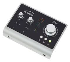 Audient iD14 Audio Interface (Pre-Order) - Gears For Ears
