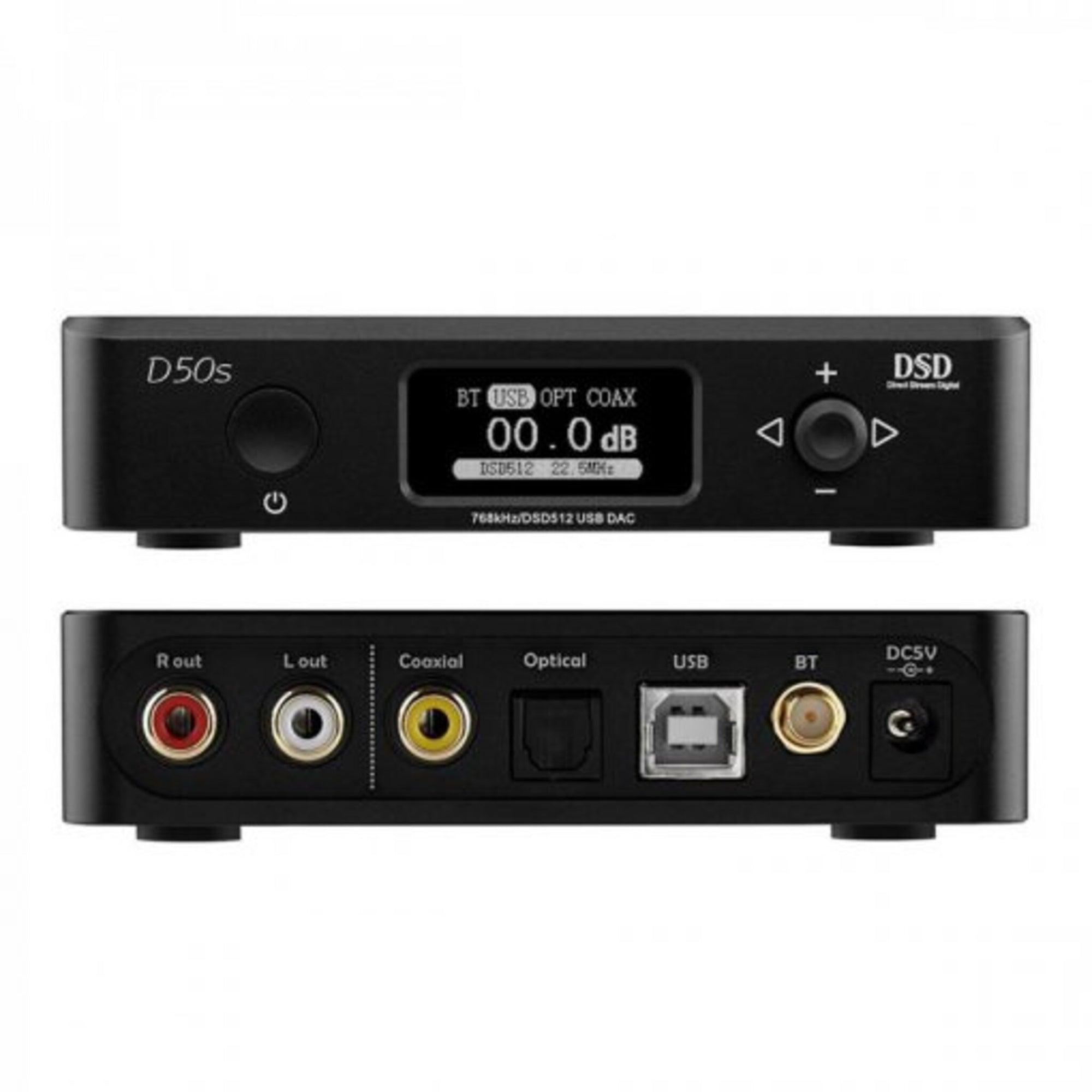 Topping D50s – Multi-input LDAC, PCM768 & DSD512 DAC - Gears For Ears
