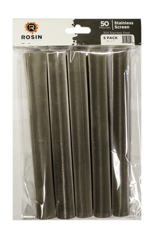 Stainless Steel Screen Tube 50 Micron (5 pack)