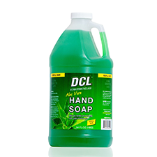 DCL Hand Soap with Aloe Vera