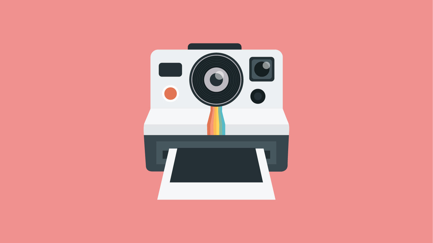 TIPS ON HOW TO USE A POLAROID CAMERA