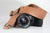 Berlin #403  - Tanned leather camera strap