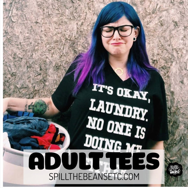 Adult Tees and Tanks