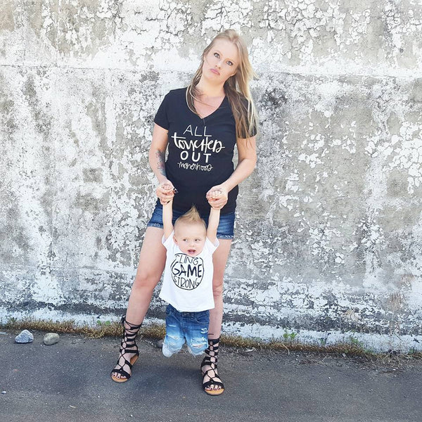 All Touched Out Motherhood Tee Or Tank