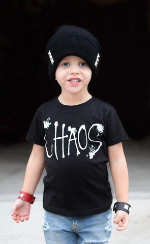 Chaos Kid's Tee or Bodysuit