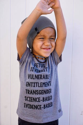 Fetus Diversity Vulnerable Entitlement Transgender Science-Based Evidence-Based Tee