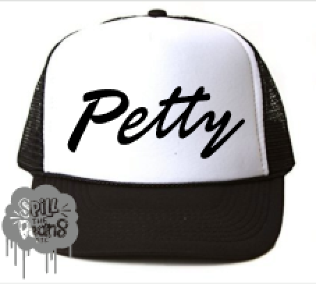Petty Toddler SnapBack Trucker Hat