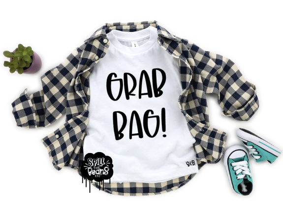 Kids Tee Grab Bag