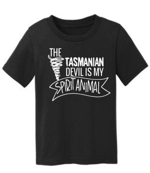 The Tasmanian Devil is My Spirit Animal Tee