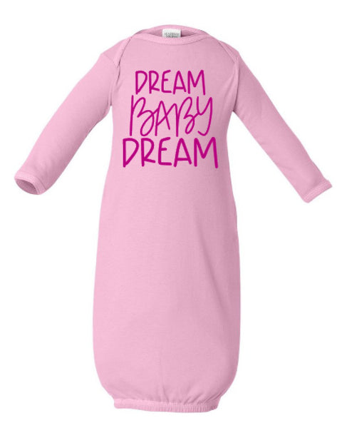 Dream Baby Dream Baby Gown
