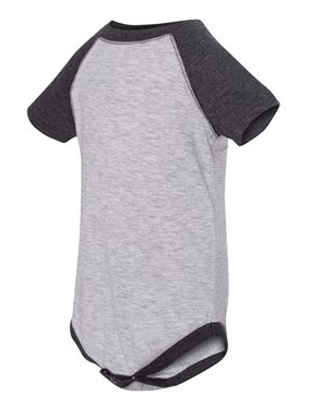 Kids Raglan Upgrade Bodysuit + Shirts
