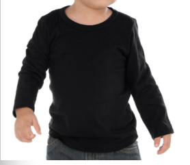 Kid's Long Sleeve Upgrade