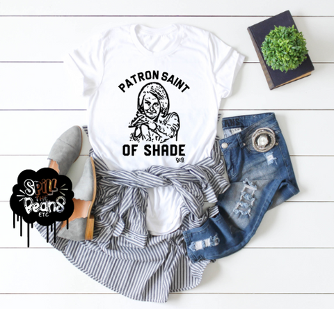 Patron Saint of Shade Nancy Pelosi Clap Back Tee Or Tank