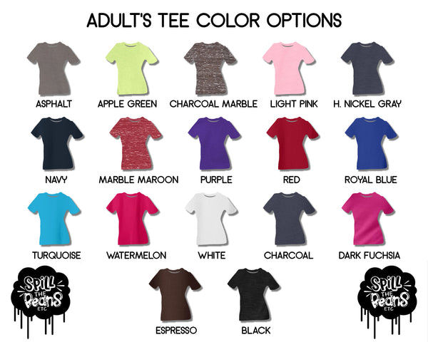 It's Basically A Zoo Here -My life Adult Tee or Tank