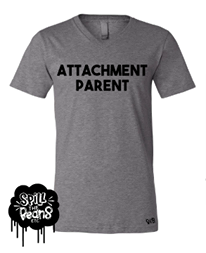 Attachment Parent Motherhood Tee Or Tank