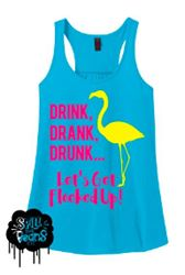 Bachelorette Party  Tanks or Tees For The Whole Bridal Party