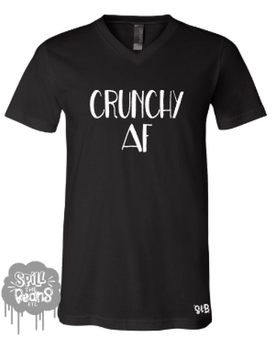 Crunch AF Mom Tank or Tee Shirt