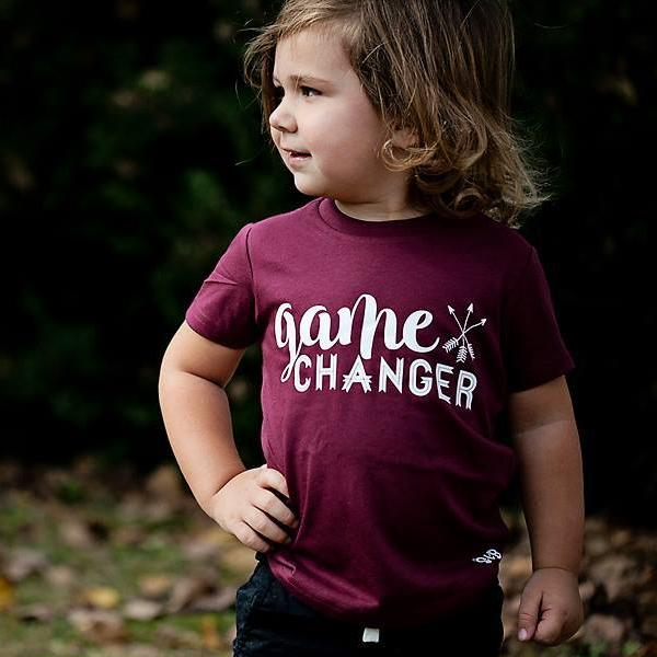 Game Changer Kid's Tee Or Bodysuit