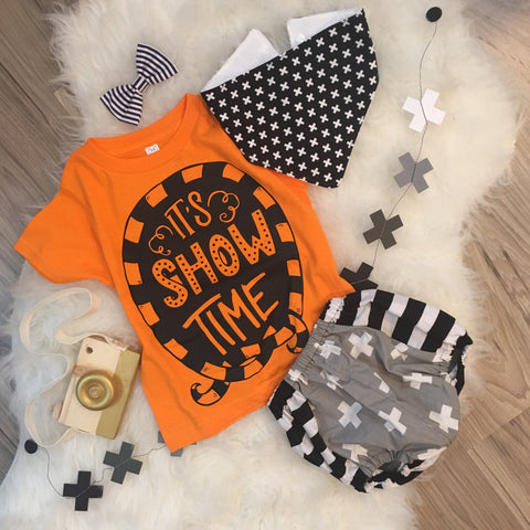 It's Showtime! B Word Movie Halloween Shirt