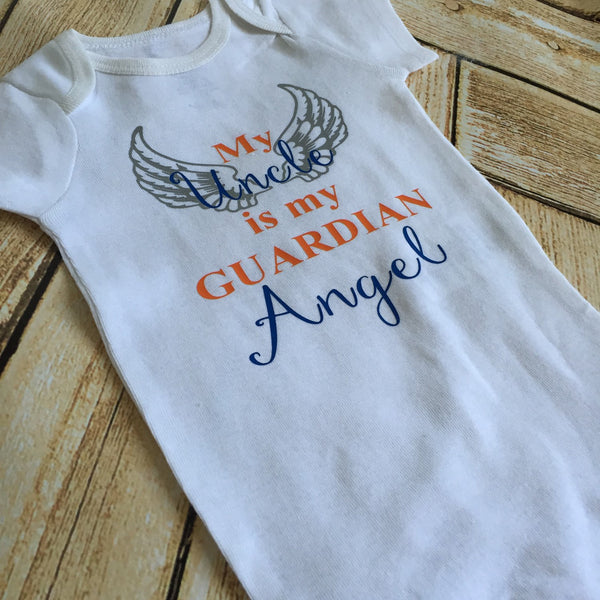 Guardian Angel Bodysuit or Tee