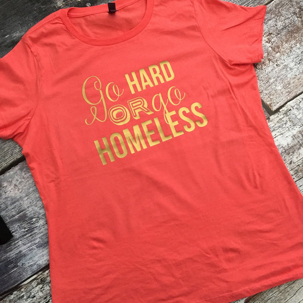 Go Hard or Go Homeless E40 Bay Area IDFWU Tee or Tank