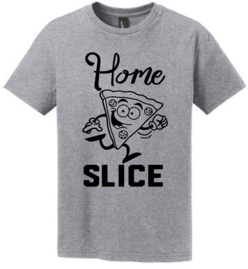 Home Slice Pizza Lover Children's Shirt
