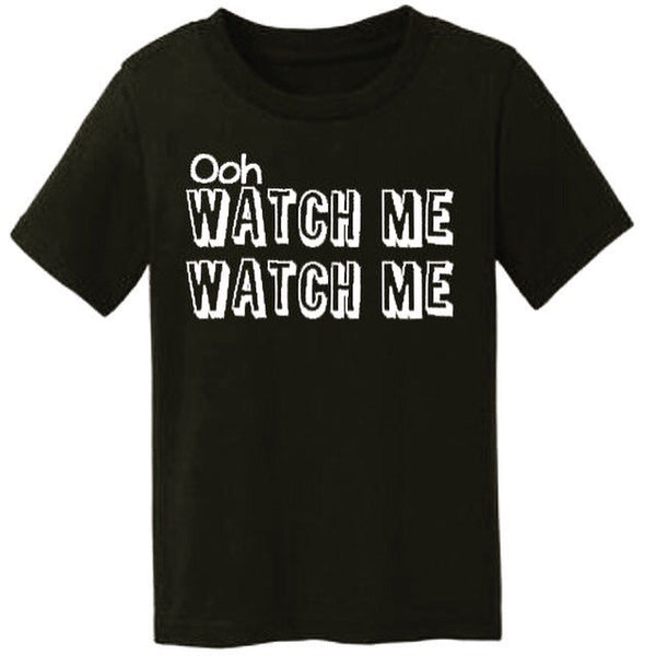 Ooh Watch Me Watch Me Whip Mocc moccasins indian hipster tee baby shower kids tee sassy girls boys hipster Shirt Bodysuit Infant or Toddler