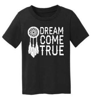Dream Come True Kid's Shirt